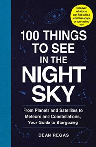 Book Giveaway - 100 Things to See in the Night Sky